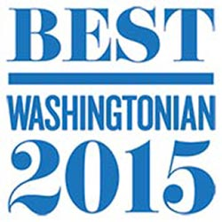 Washingtonian Magazine 2015