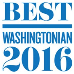 Washingtonian Magazine 2016