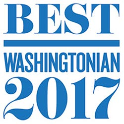 Washingtonian Magazine 2017