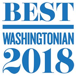 Washingtonian Magazine 2018