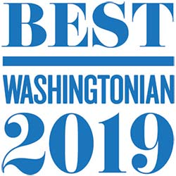 Washingtonian Magazine 2019